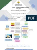 Convenios y recomendaciones ratificados por Colombia-OIT