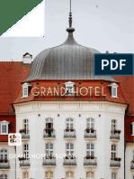 Grand Hotel Sopot, katalog DESA