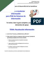 Estrategias desarrollo temáticas 10 Guia 2 Recolección información