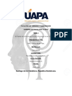 Tarea I Psicologia Social y comunitaria