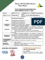 GUIA P3 -  MATEMÁTICAS 8.pdf