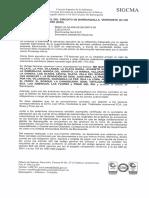 Orden de Pago Contra Distrito de Barranquilla