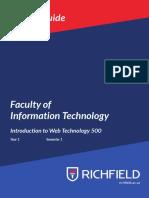 Study Guide - Intro to web 500 2020.pdf