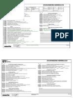 PM 1 PC - Escavadeira hidraulica