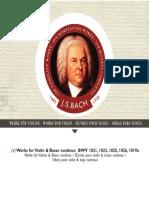 Informacion general Bach