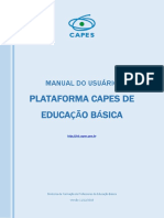 Curriculo Capes - Manual Do Usuario 2019
