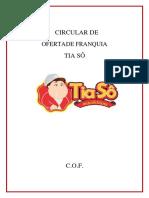 COF - Tia Sô Franchising