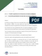 TranscriptionPAVM4L1