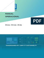 03- Manual Operacional Linha Sustainability - FM 6.5s FM 12.5s FM 25s