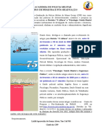 Edital de Chamada das Revistas
