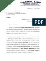 CARTA NOTARIAL - ALEJANDRIA