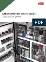 Control Panels Capabilities Guide_Rev D