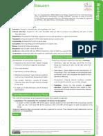 CK12 - Study Guide - Basics of Biology