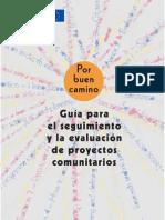 Guía para el seguimiento y la evaluación de proyectos comunitarios (UNESCO)