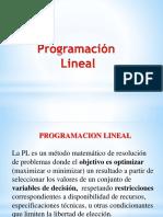 Programación Lineal Final