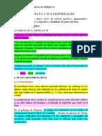 EL TEXTO Y SUS PROPIEDADES - ESPAÑOL - JIRETH CARDENAS 9-3