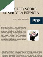 05.- OPÚSCULO SOBRE ENTE Y ESENCIA