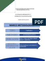 ACTIVIDAD 5 DISEÑO METODOLOGICO