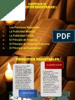 CAPITULO VI notarial 2020