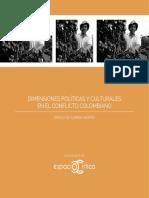 DIMENSIONES POLÍTICAS Y CULTURALES EN EL CONFLICTO COLOMBIANO
