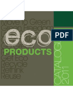 HartS Design Eco-Products Catalogue