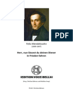 Mendelssohn_-_Herr nun_lässest_du
