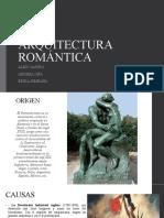 ARQUITECTURA-ROMÁNTICA