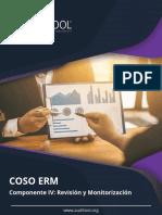 Guia COSO ERM - Componente IV Revisión y Monitorización