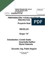 PROYECTO MAXILUX modificado proyecciones.docx