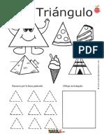 Figuras geométricas - fichas