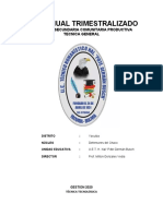 PAT 2020 TECNICA TECNOLOGIA GENERAL  ( CONTENIDOS PRIORIZADOS)