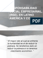 responsabilidad social en latinoamerica