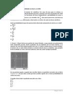 Lista de Exercícios - Probabilidade Enem e UERJ