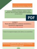 Diapositivas del A. E, Eco y Social. Unidad I