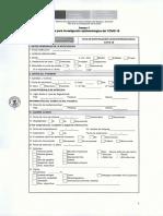 Anexo 1 - Ficha Para Investigación Epidemiológica Del COVID-19