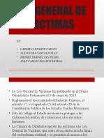 LEY GENERAL DE VICTIMAS