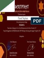 Faisal Septian