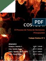 Trabajo Práctico N° 2 Toma de Decisiones -Presupuesto - 2020 - Completo