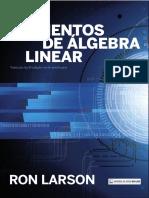 Elementos da Algebra Linear compactado.pdf