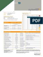 Data Sheet Sylomer SR 850 EN