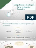 COMPETENCIA DEL ENFOQUE DE LA EVALUACION  FORMATIVA.pptx