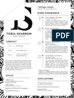 sharrow resume2020