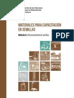 ALMACENAMIENTO DE SEMILLA FAO.pdf
