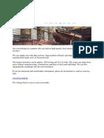 Steel Structure Flensburg