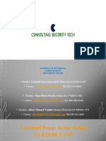 Consulting Security Tech