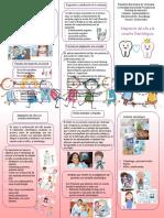 Triptico de clinica de niños2
