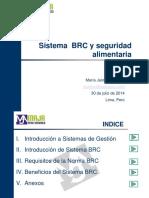 21Sistema BRC y seguridad alimentaria