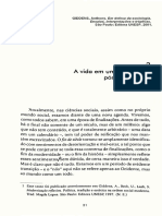 VIDA EM SOCIEDADE PÓS-TRADICIONAL. Em defesa da Sociologia. GIDDENS, Anthony. 2001..pdf