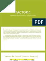 FACTOR C