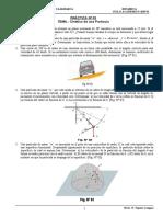 Practica n° 3, Ejercicios de cinetica de una particula